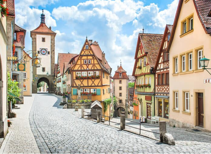 Is travel in germany currently permitted