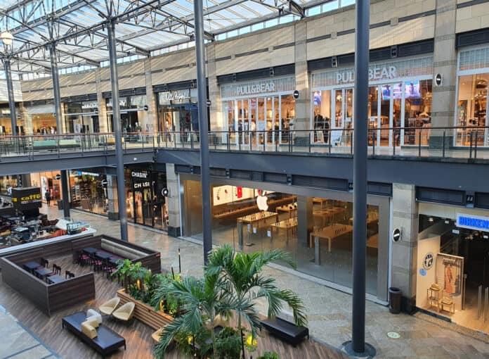 CentrO-shopping-mall-Oberhausen
