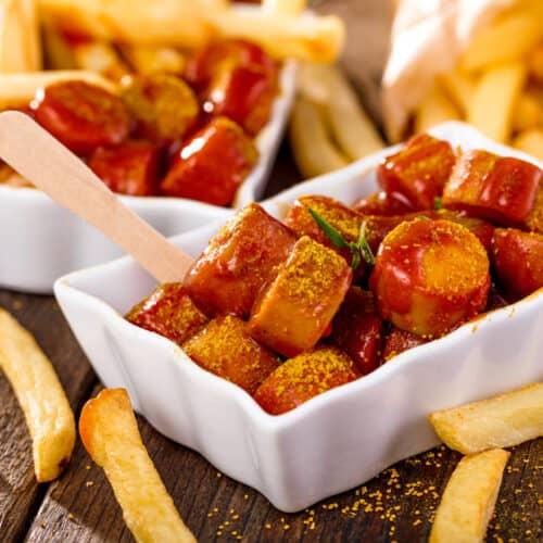 Currywurst-Recipe-Easy