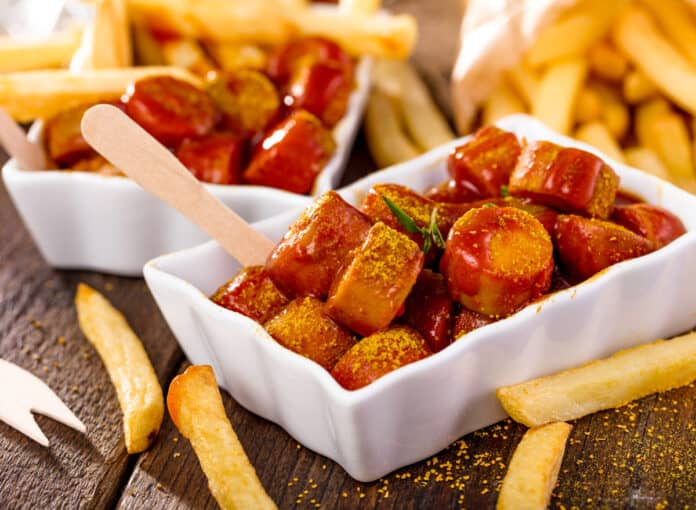 Currywurst-Recipe-Easy